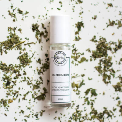 Csendesedem aroma roll-on, 10 ml