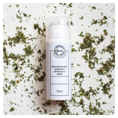 Hialuronsavas színezett hidratáló arckrém, 30 ml