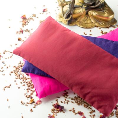 Relax szempárna levendulával, rózsaszirmokkal és mirrhával